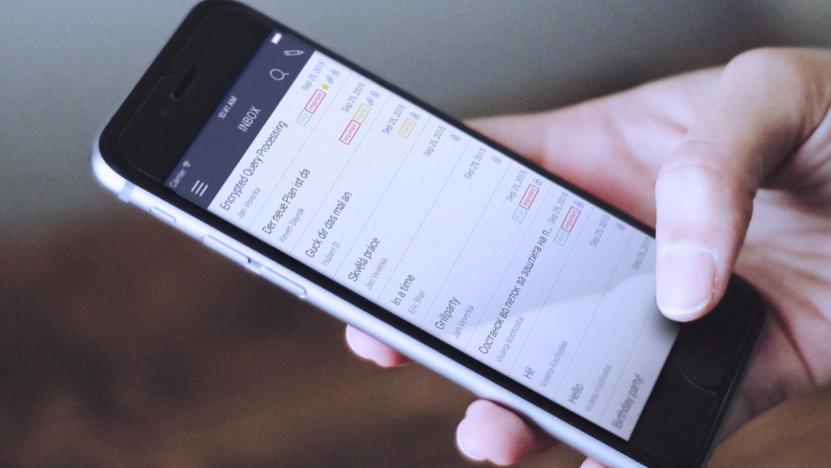 خدمة البريد الإلكتروني المُشفّرة ProtonMail على أندرويد و iOS