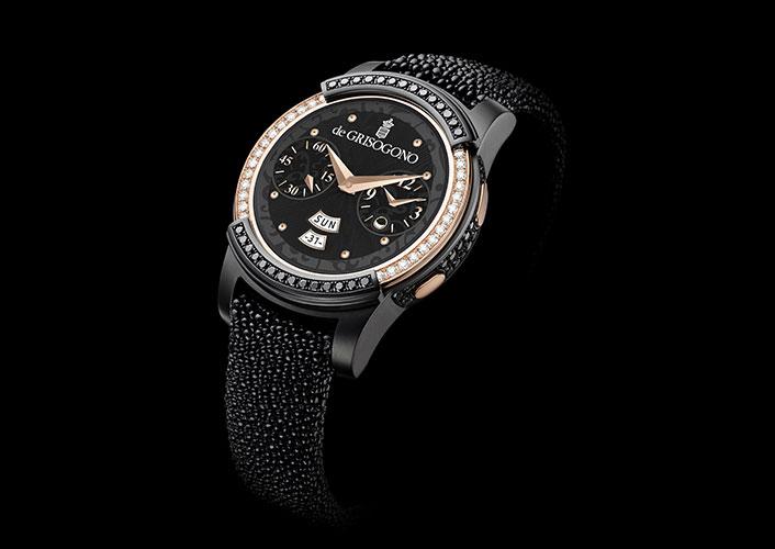 ساعة Gear S2 من de GRISOGONO تكلف 15000 دولار