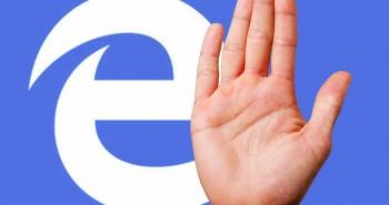 متصفح إيدج سيحصل رسمياً على ميزة حجب الإعلانات