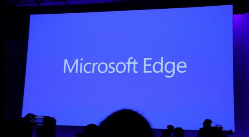 شعار مايكروسوفت إيدج