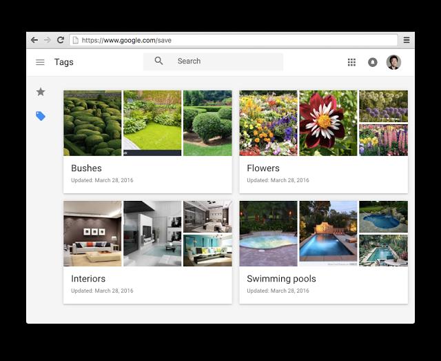قوقل تتيح حفظ الصور من نتائج البحث بلمسة واحدة
