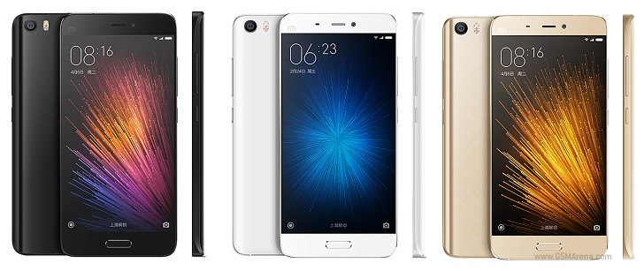 بدء بيع Xiaomi Mi 5 في أوروبا