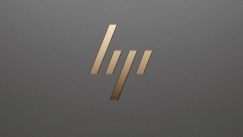 إتش بي تكشف عن شعارها الجديد