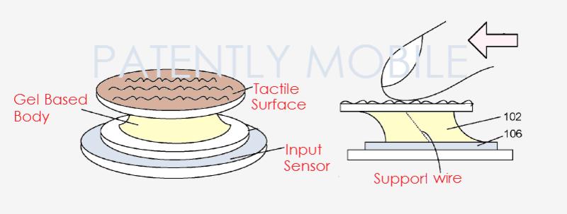 براءة اختراع مايكروسوفت سيرفس عصا تأشير