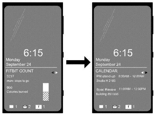براءة اختراع جديدة من مايكروسوفت لتحسين قفل الشاشة على هاتف سيرفس المقبل