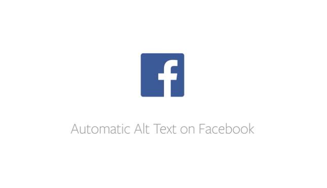 فيسبوك فاقدي البصر