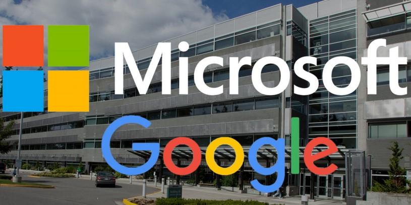 """قوقل ومايكروسوفت تبدآن """"عصرًا جديدًا"""" في علاقتهما %D9%85%D8%A7%D9%8A%D"""