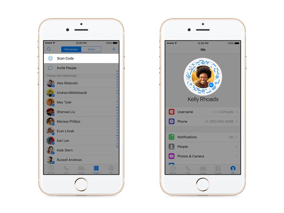 مسنجر فيس بوك يصل إلى 900 مليون مستخدم ويطلق مزايا جديدة