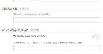 مكالمات الفيديو قادمة لتطبيق واتساب قريباً