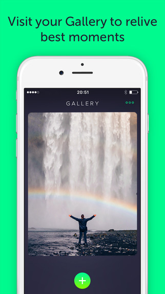تطبيق Gifstory على آيفون لإنشاء وتحرير صور متحركة GIF