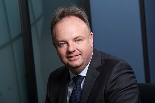 آندرو هيرد، نائب الرئيس والمدير العام لوحدة حلول المعالجة