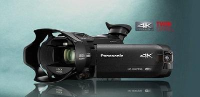 Panasonic_ HC-WXF990 Camcorder