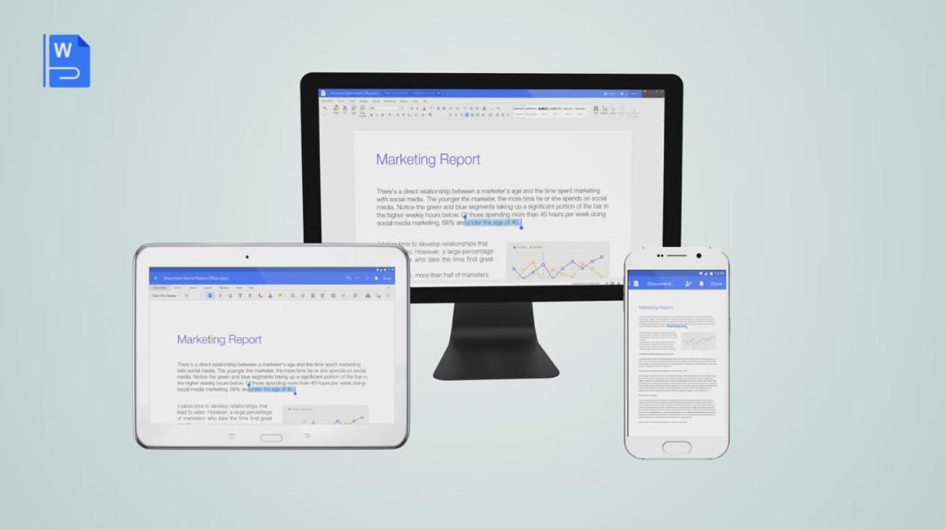 تطبيق Polaris Office   PDF لعرض و تحرير و مشاركة جميع أنواع المستندات