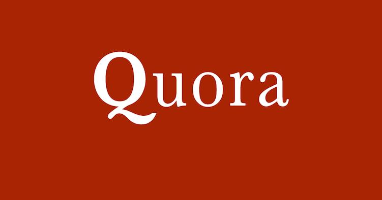 تطبيق Quora على أندرويد و iOS لكل سؤال إجابة