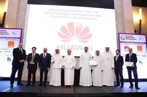 Regional winners at Huawei CEM Elite Club