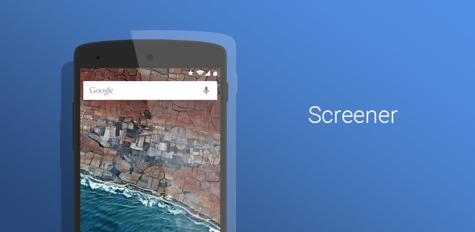تطبيق Screener في أندرويد لوضع صورتك داخل إطار هاتف