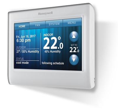 Wi-Fi Smart Thermostat_Profile