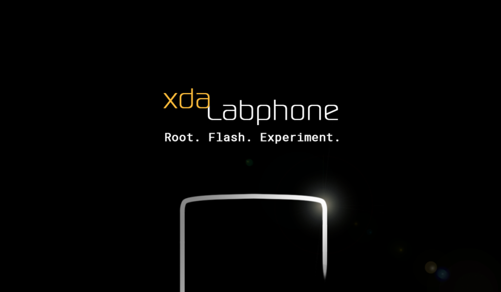 XDA Labphone أول هاتف ذكي من المجتمع التطويري الشهير كذبة ابريل