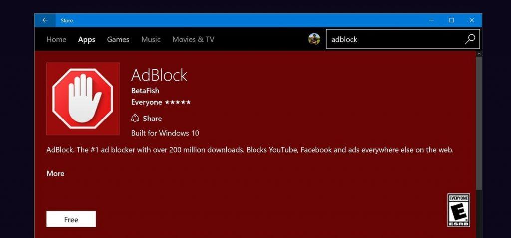 متصفح مايكروسوفت إيدج بإمكانه الآن حظر الإعلانات