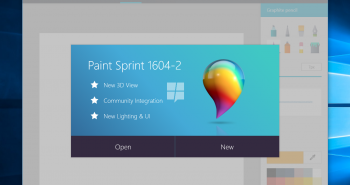 """مايكروسوفت تخطط لإطلاق نسخة جديدة تمامًا من برنامج """"الرسَّام"""""""