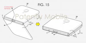 سامسونج تحصل على براءة اختراع جديدة لهاتف ذكي قابل للطيّ