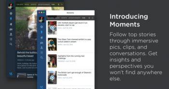 تطبيق تويتر على ماك يدعم الآن خاصية إستطلاع الرأي وميزة Moment