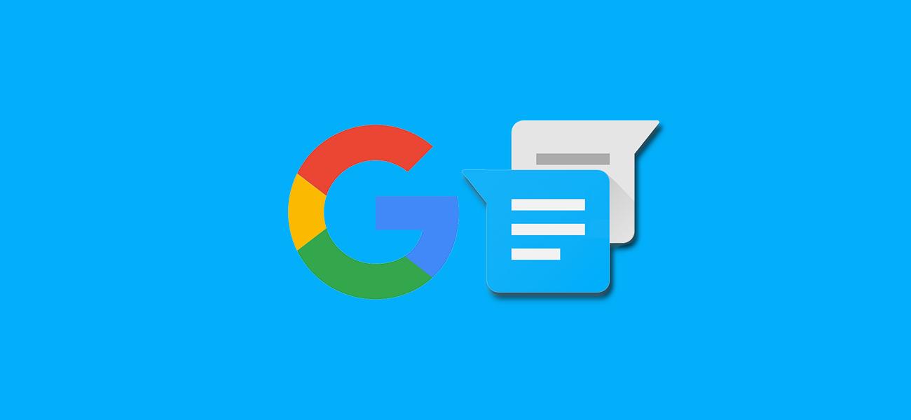 """تطبيق قوقل ماسنجر """"Google Messenger"""" يجلب مدير رسائل بطاقة SIM"""