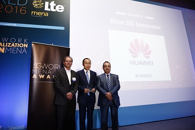 Huawei- Best 5G Innovator