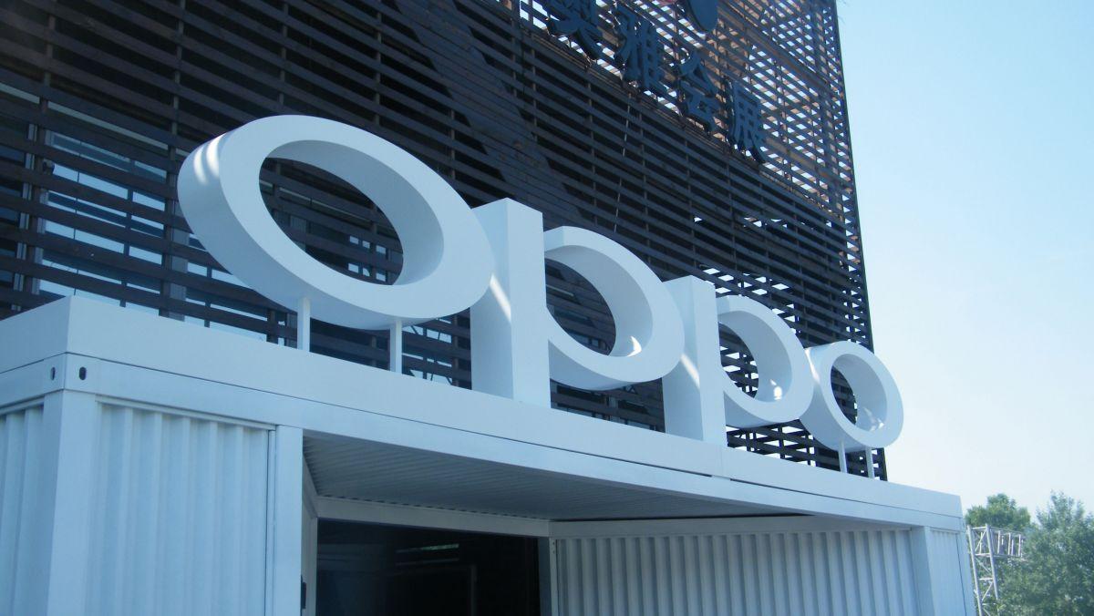 Oppo Logo
