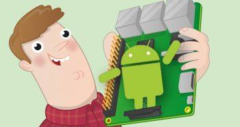 أندرويد سيدعم رسمياً كمبيوتر Raspberry Pi 3