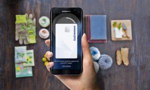 سامسونج ستطلق خدمة الدفع عبر الإنترنت Samsung Pay Mini
