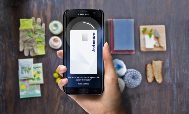 سامسونج تخطط لطرح خدمة الدفع Samsung Pay بمزيد من الأسواق بحلول 2020