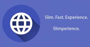 متصفّح Slimperience على أندرويد ذو الفعالية والحجم القليل