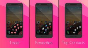 تطبيق Smart Swipe في أندرويد للوصول السريع للتطبيقات المفضلة وأكثر