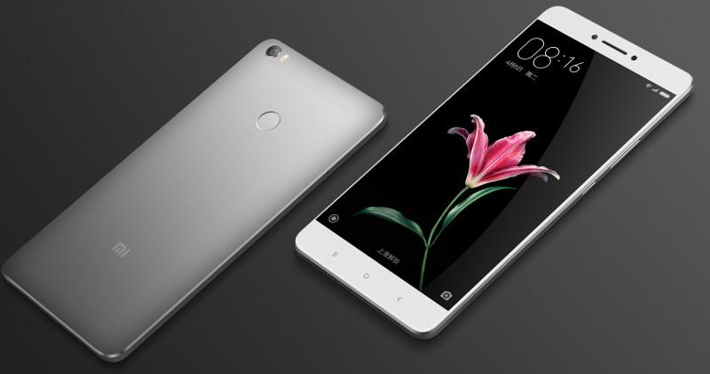 Xiaomi Mi Max 2 قد يأتي في مايو بذاكرة عشوائية 6 جيجابايت