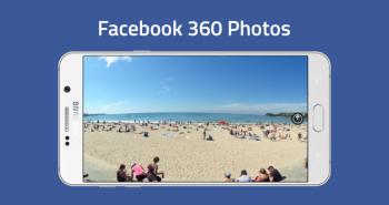 فيس بوك تدعم الصور البانورامية 360 درجة قريباً
