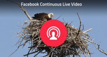 فيس بوك ترفع حد البث المباشر إلى 24 ساعة متواصلة