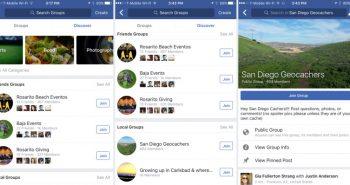 فيس بوك تختبر ميزة لاقتراح مجموعات تناسب اهتماماتك