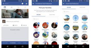 فيس بوك تختبر تنظيم منشورات آخر الأخبار في تصنيفات حسب الموضوع