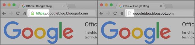 قوقل تطبق بروتوكول HTTPS على كافة مدونات بلوغر