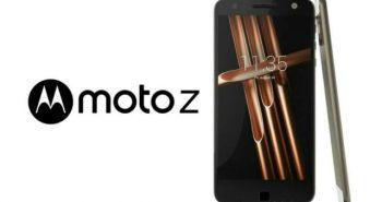 لينوفو ستكشف عن فئة جديد باسم Moto Z قريبًا