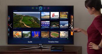 سامسونج ستعرض إعلانات ضمن أجهزة التلفاز الذكي