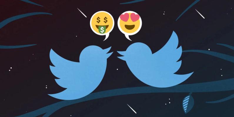 تويتر استهداف الرموز التعبيرية