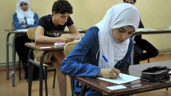 Algeria-Exams