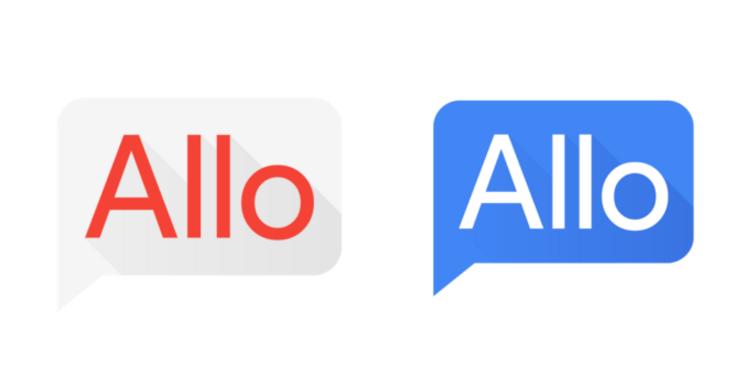 قوقل تُغيّر رموز تطبيقاتها المنتظرة Allo و Duo على متجر قوقل بلاي
