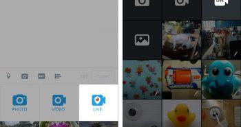 تويتر تضيف زر مخصص للبث المباشر عبر بريسكوب