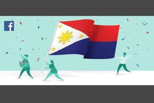 Facebook-Philippine-flag