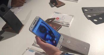 تغطية حصرية من سان فرانسيسكو: إستعراض هاتف موتورولا Moto Z التركيبي الجديد