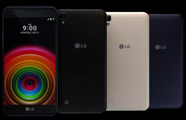 LG X1