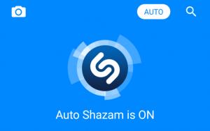 تطبيق Shazam يدعم وضع خاصية Auto Shazam على الإعدادات السريعة
